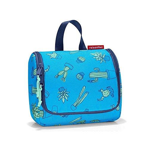 Reisenthel toiletbag Neceser, 23 cm, 3 liters, Azul (Cactus Blue)