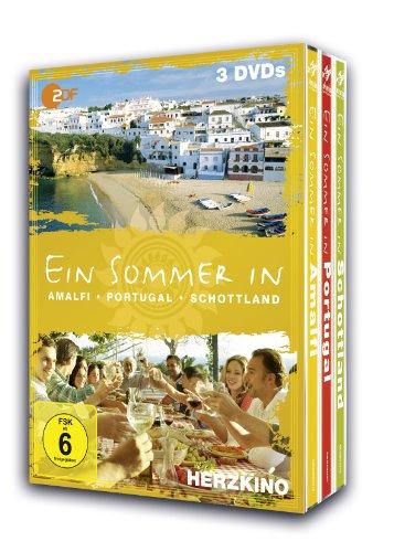 Portugal/Schottland (3 DVDs)