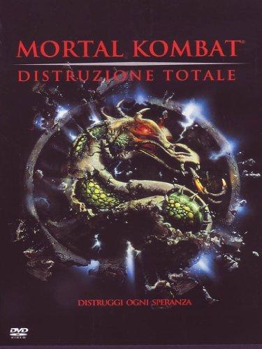 Mortal Kombat 2 - Distruzione Totale [Italian Edition] by Robin Shou