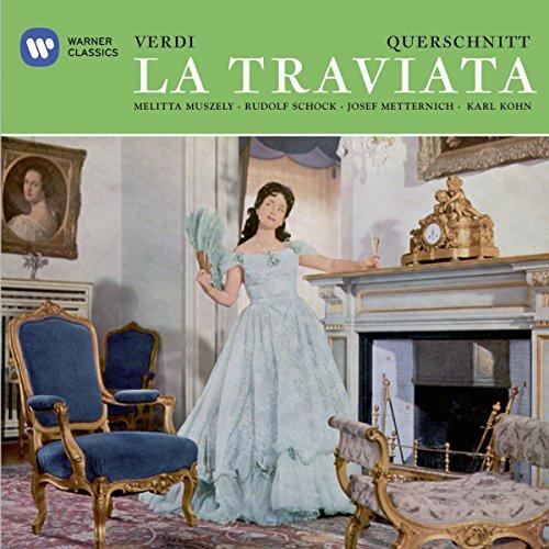 La Traviata · Oper in 3 Akten · Arien und Szenen in deutscher Sprache (2001 Remastered Version), Zweiter Akt: - Verachtung trifft den [Di Sprezo Degno] (Alle, Chor)