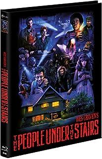 The People under the Stairs - Das Haus der Vergessenen - Uncut/Mediabook - Limitierte Edition auf 333 Stück (+ DVD) [Blu-ray]
