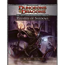 Pyramid of Shadows (Dungeons & Dragons, Adventure H3)
