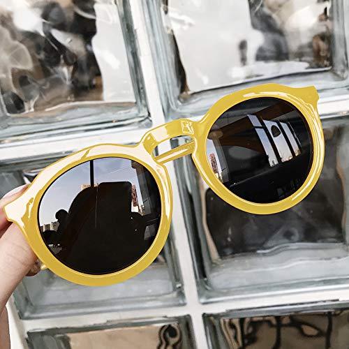 Sonnenbrillen Männer, Die Sonnenbrille Polarisierte Gläser Sportbrille Angeln Golf Brille Anti-ultraviolett gelb