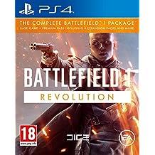 Battlefield 1 (Revolution Edition) (PS4) (New)
