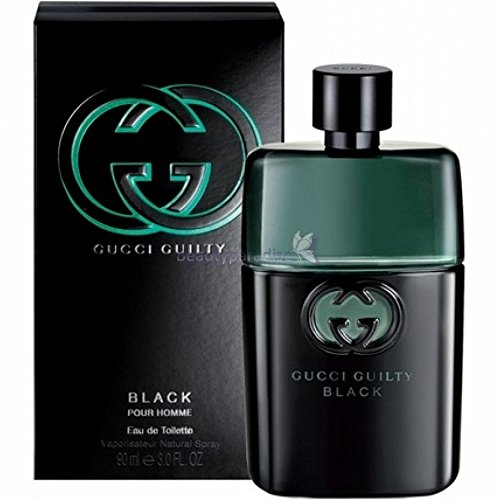 Gucci Guilty Black Edt 90ml With Ayur Lotion FREE  available at amazon for Rs.5450