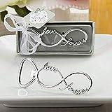 Tyro 200PC/lotto nuovi Forever Love Chrome apribottiglie bomboniere e regali per gli ospiti party regali fornitore bridal Show