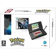 Nintendo DS Lite - Black + Pokemon Diamante [Importación italiana]