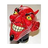 Inconnu–Palanca de velocidad Diablo Rojo Devil Universal adaptador