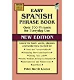 [ { Easy Spanish Phrase Book New Edition: Over 700 Phrases for Everyday Use } ] BY ( Author ) Mar-2013 [ Paperback ]
