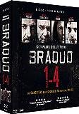 Braquo - Intégrale 4 saisons - Saison 1 + 2 + 3 + 4