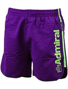 Admiral Hombre Boxer–Bañador Micro Fiber Secado Rápido, (Purple Eggplant 054), Hombre, Violeta, Large