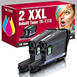 ms-point® 2 kompatible XXL Toner für Kyocera FS 1041 1220MFP 1320MFP TK-1115