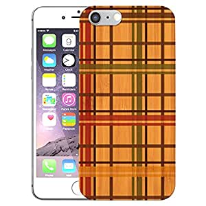 Digione Real Shockproof Dual Layer Bamboo Wood show stop Series Back Cover Case For Apple iPhone 6 6s BK-727