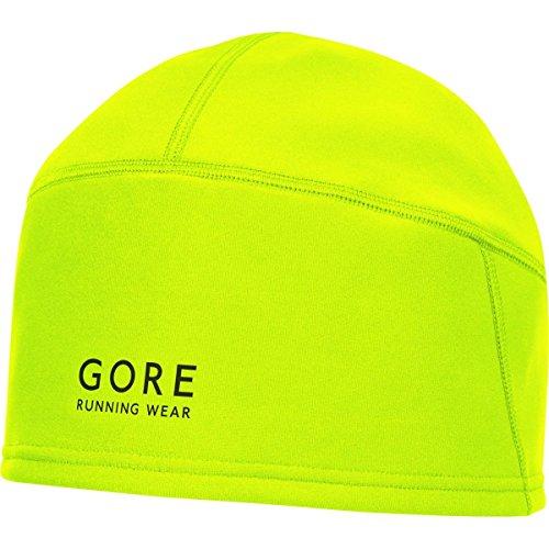 GORE WEAR Erwachsene Essential Windstopper Kopfbedeckung, Neon Gelb, ONE
