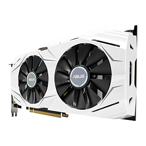 Asus Dual-RX480-O4G Gaming AMD Radeon Grafikkarte (4GB DDR5 Speicher, PCIe 3.0, HDMI, DVI, DisplayPort) - 3