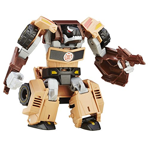 Hasbro Transformers B5597ES0 - Robots in disguise Warrior Quillfire, Actionfigur
