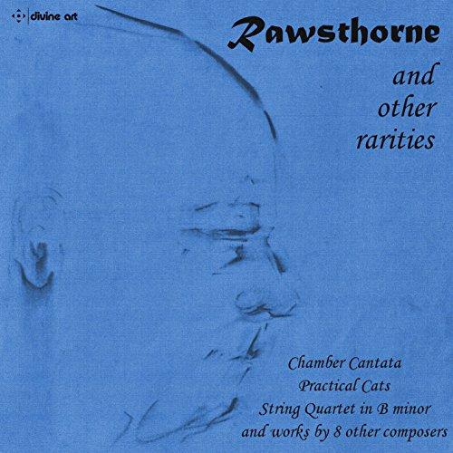 Rawsthorne and Other Rarities [Clare Wilkinson; Mark Rowlinson; John Turner; Solem String Quartet] [Divine Art: DDA25169]