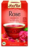 Yogi Tea Rose Bio, 2er Pack (2 x 34 g) - Bio