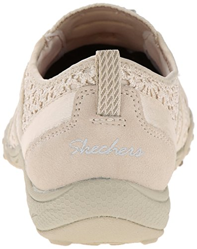 Skechers Breathe Easy Fortune, Sneakers Basses Femme Natural Meadows