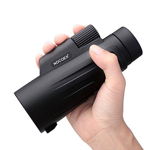 NOCOEX-10X50-Monocular-Larga-Distancia-del-Dimetro-grande-de-alta-Potencia-Monculo-Diseado-para-Observar-aves-Observacin-de-vida-Silvestre-o-de-Paisaje