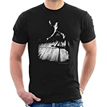 Richard E Aaron Official Photography - Chuck Berry Live On Stage Guitar Men's T-Shirt