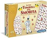 Clementoni 16543 Tombola della Smorfia, 48 Cartelle