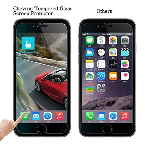 Chevron Ultimate Warrior Pro+ Moto Z Play (Motorola Z Play) Tempered Glass