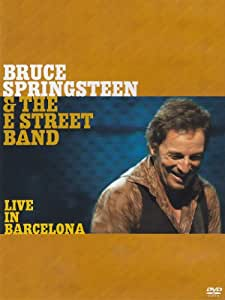 Bruce Springsteen And The E Street Band: Live In Barcelona [DVD] [2003]