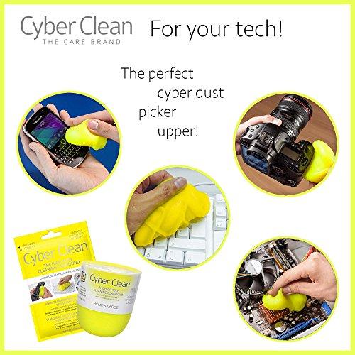 Cyber Clean Home & Office Reinigungsmasse (80g im Zip-Bag)