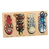Legler 8158 - Schuhe binden