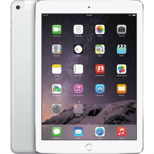 Apple iPad Air 2 64GB Wi-Fi - Silver (Refurbished)