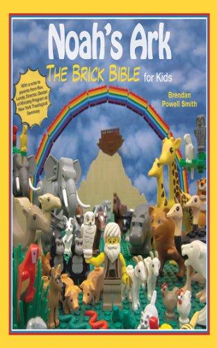 Noah's ark : the brick Bible for kids