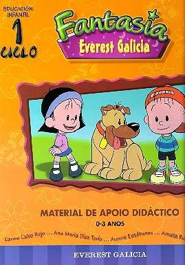 Fantasía 1er ciclo 0-3 anos: Material de apoio didáctico. Educación Infantil