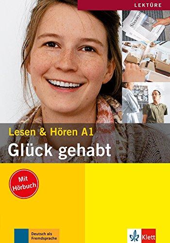 Glück gehabt : Lesen & Hören A1 (1CD audio)
