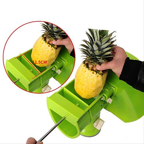 ADKIFN Gemüseschneider Reibe Obst Multifunktionale kommerzielle kleine Zitronenschneider Home Cut Gemüse Obst und Gemüse Kartoffelchip Slicer Gut 32 x 25 x 24,5 cm Standard -