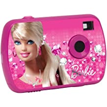 Lexibook LE-DJ017BB Fotocamera Digitale per Bambine, 1.3 Mp, Barbie,