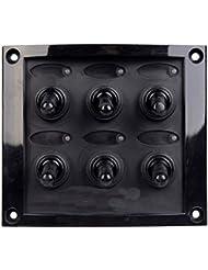 6interruptor panel gummiamiert