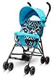 Little Pumpkin - Baby Stroller - Buggy for Kids (Blue)