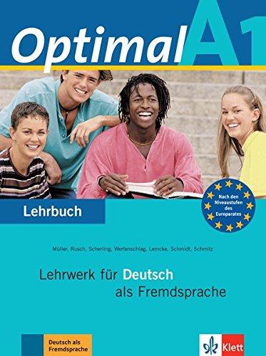 Optimal A1 - Lehrbuch A1 : Lehrwerk für Deutsch als Fremdsprache par Martin Muller