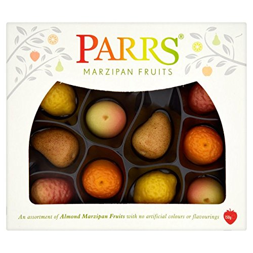 Parrs Marzipan Fruits 150g - just like back in the day!
