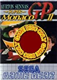 Ayrton Senna's Super Monaco GP 2 - Game Gear - PAL