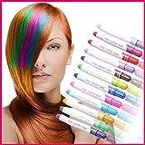 2 Haarstifte Haarfarbe Haarkreide Färben Haartönung Kreide Farben Hair Chalks