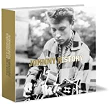Johnny History (Coffret 23 CD + Livre 64 pages + Portfolio 10 photos)