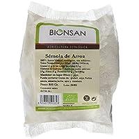 Bionsan Sémola de Arroz - 6 Paquetes de 500 gr - Total: 3000 gr