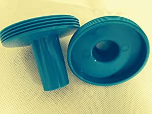 anschlussteile f r pumpe filteranlage an intex pools bis 457 cm adapter stutzen propfen. Black Bedroom Furniture Sets. Home Design Ideas