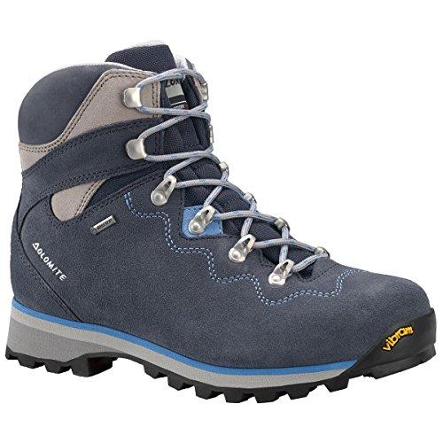 Dolomite , Chaussures de randonnée montantes pour femme Night Blue/Cinder Grey