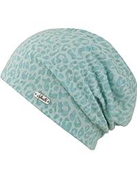 Chillouts Bonnet Tunis Bonnet été pour Taille unique pour homme & Femme dans la couleur turquoise Nouveau.