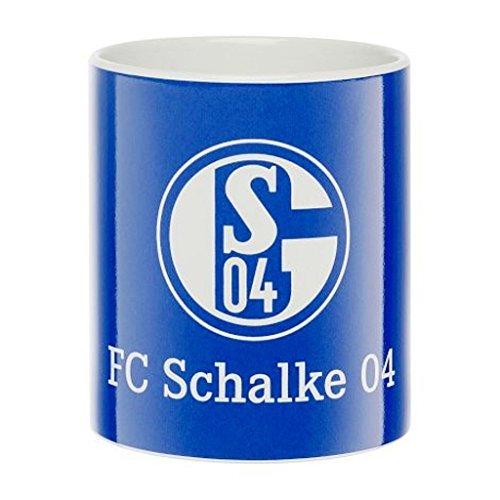 Red Classic Beanie (FC Schalke 04 Keramik - Tasse / Kaffeetasse / Kaffeepott / Mug - Classic S04)