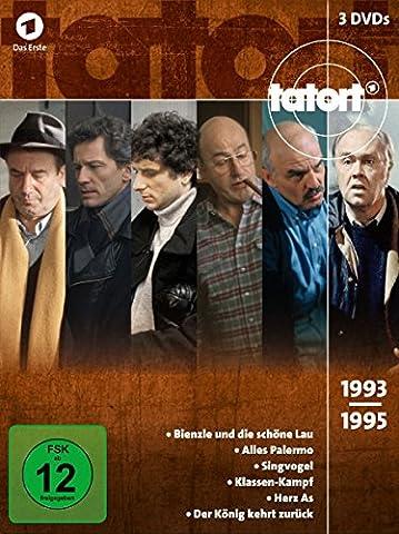 Tatort Klassiker - 90er Box 2 (1993-1995) [3 DVDs]