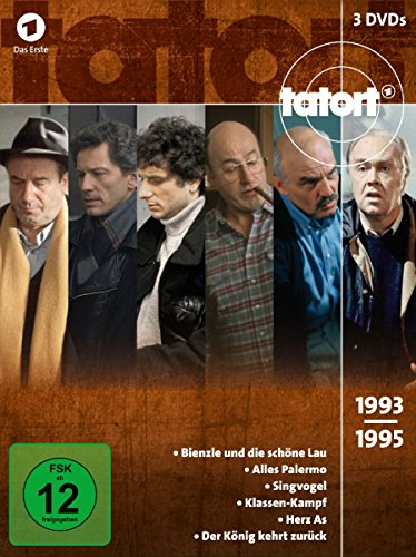 Tatort - 90er Box, Vol. 2 (1993-1995) (3 DVDs)